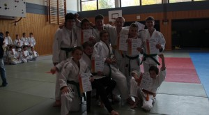 3. Platz Südbayerische VMM MU15 2014